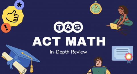 act math curriculum