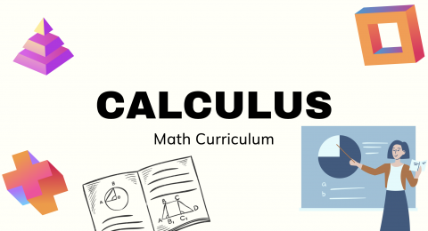 calculus curriculum