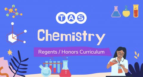 chemistry curriculum