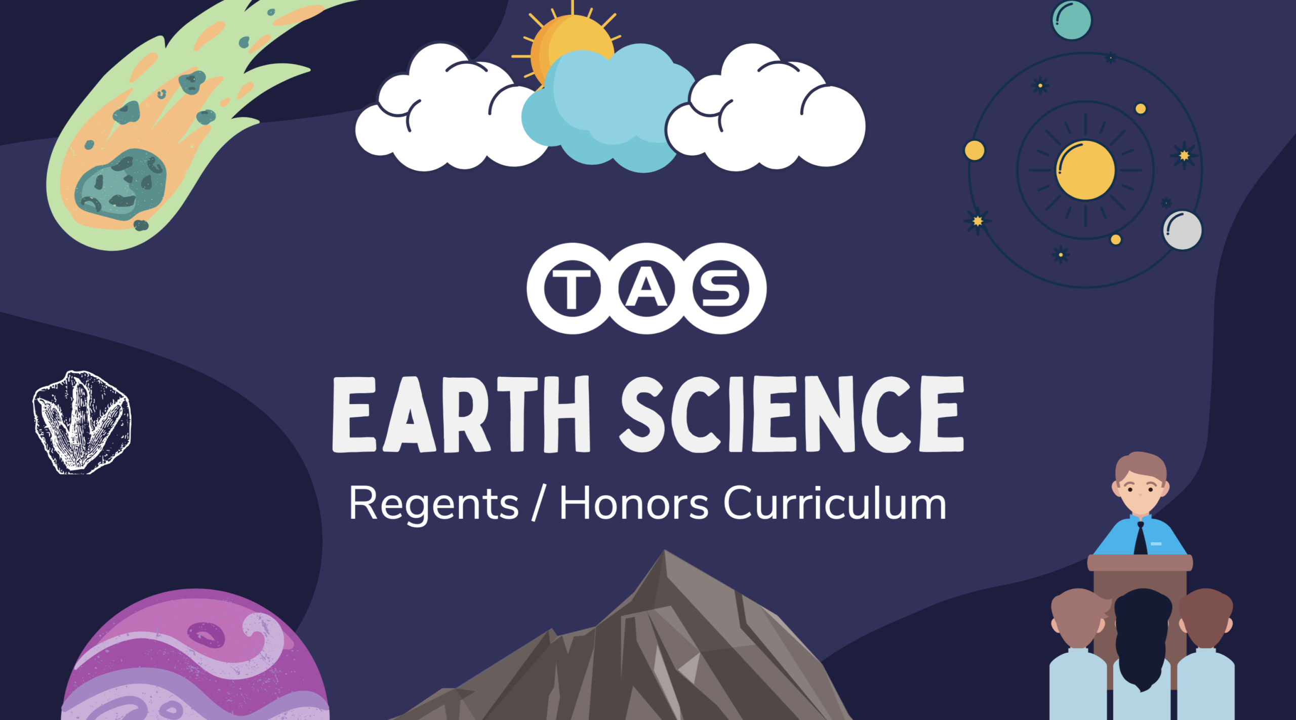 earth science curriculum
