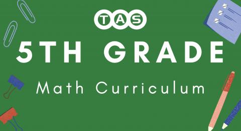 math 5 curriculum