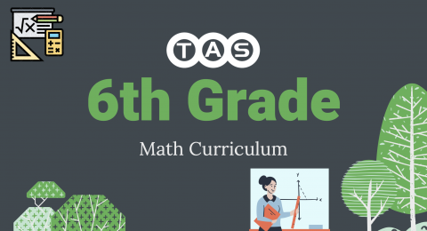 math 6 curriculum