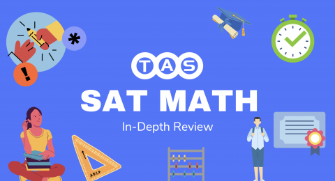 sat math curriculum